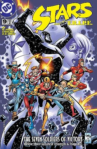 Stars and S.T.R.I.P.E. (1999-2000) #9