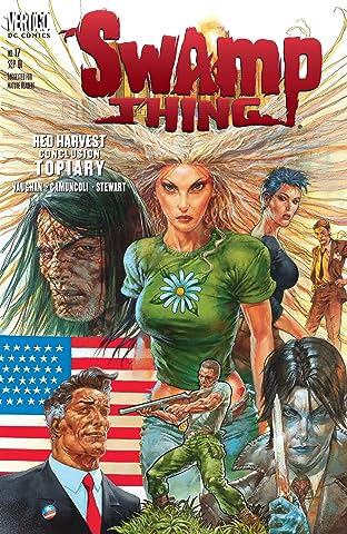 Swamp Thing (2000-2001) #17