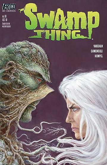 Swamp Thing (2000-2001) #18