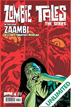 Zombie Tales: The Series #4 (of 12)