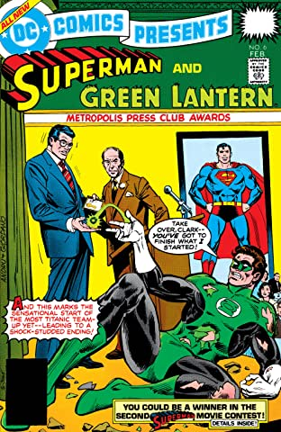 DC Comics Presents (1978-1986) No.6