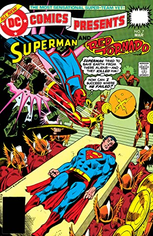 DC Comics Presents (1978-1986) No.7
