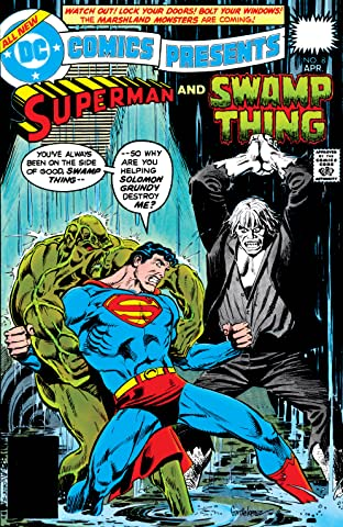 DC Comics Presents (1978-1986) #8