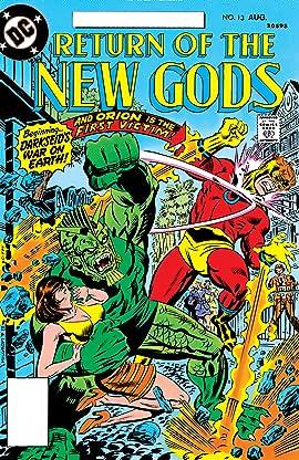 The New Gods (1971-1978) #13