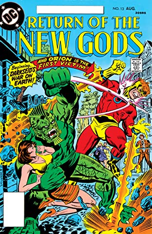 The New Gods (1971-1978) #13