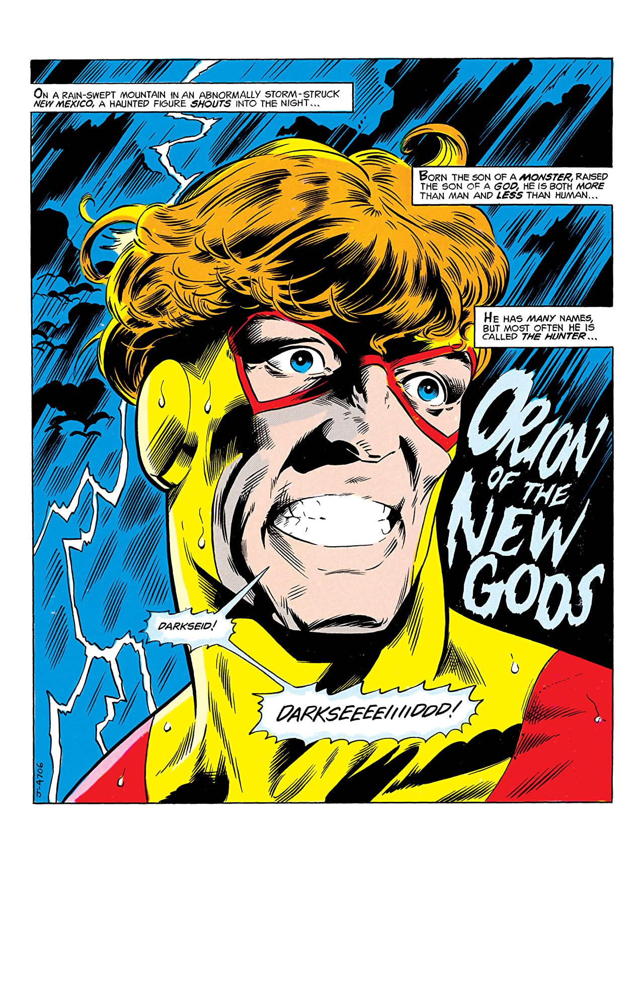 The New Gods (1971-1978) #14