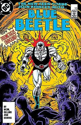 Blue Beetle (1986-1988) No.13