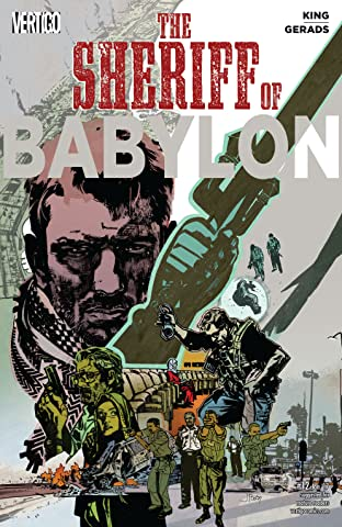 Sheriff of Babylon (2015-2016) #12
