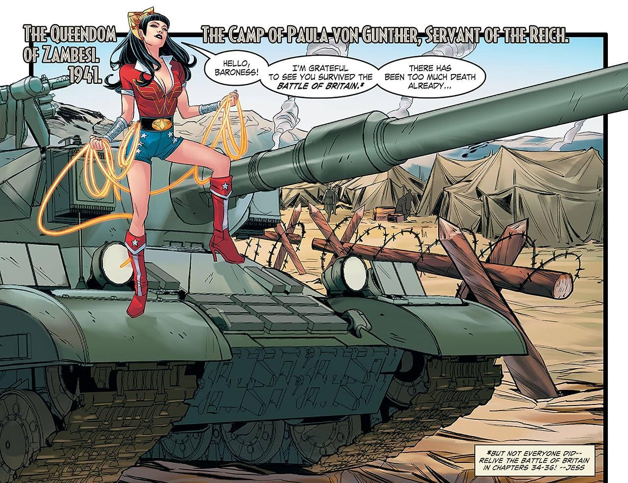 DC Comics: Bombshells (2015-2017) #68