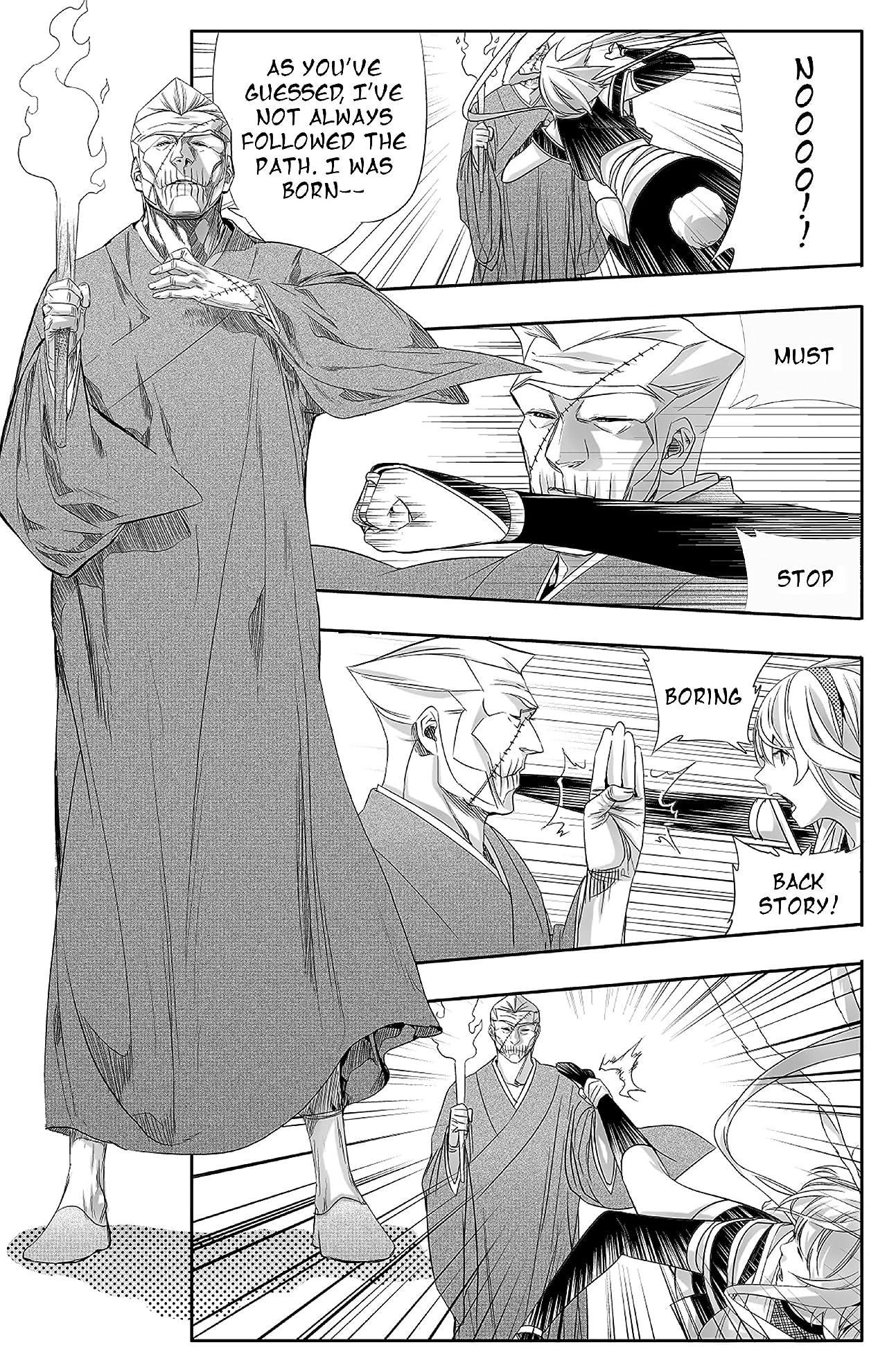 Blade Bunny Vol. 2 #3 (of 3)