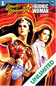 Wonder Woman '77 Meets The Bionic Woman #1