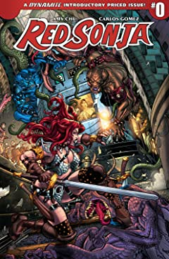 Red Sonja Tome 4 No.0