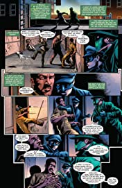 Green Hornet: Reign Of The Demon #1