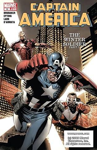 Captain America (2004-2011) #13