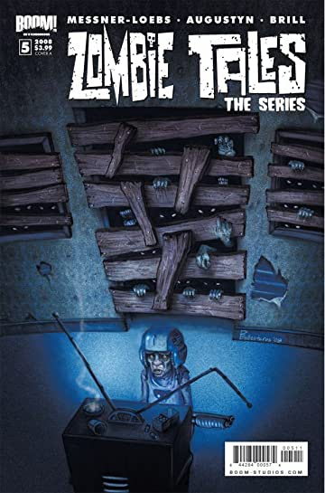 Zombie Tales: The Series #5 (of 12)