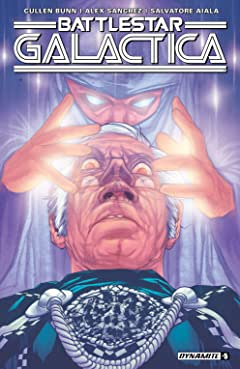 Classic Battlestar Galactica Vol. 3 #5: Digital Exclusive Edition