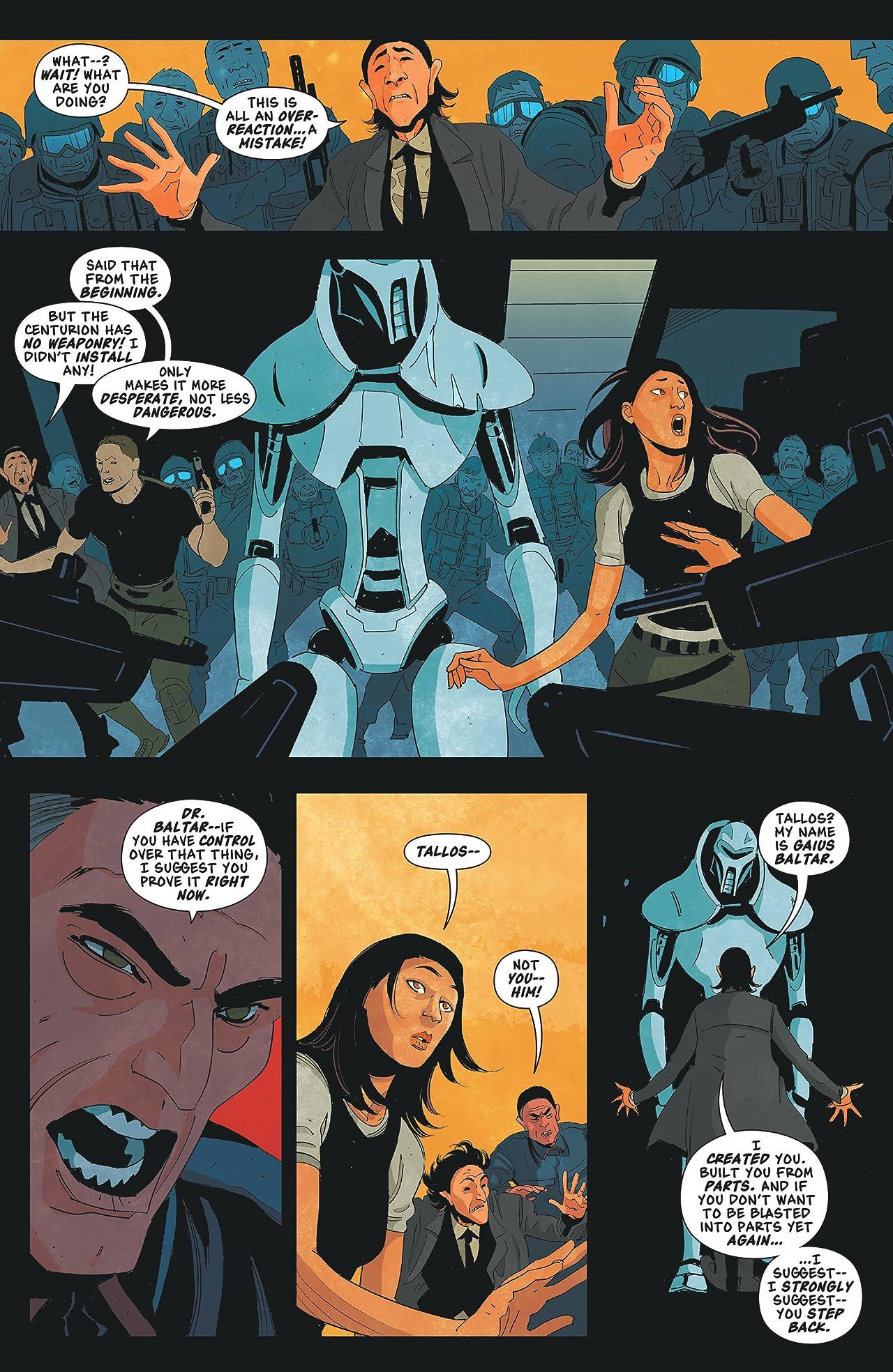 Battlestar Galactica: Gods & Monsters #2
