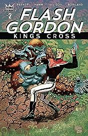 Flash Gordon: Kings Cross #2