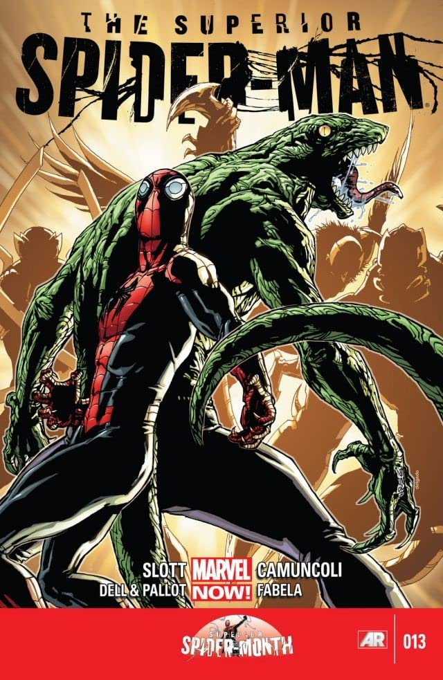 Superior Spider-Man #13
