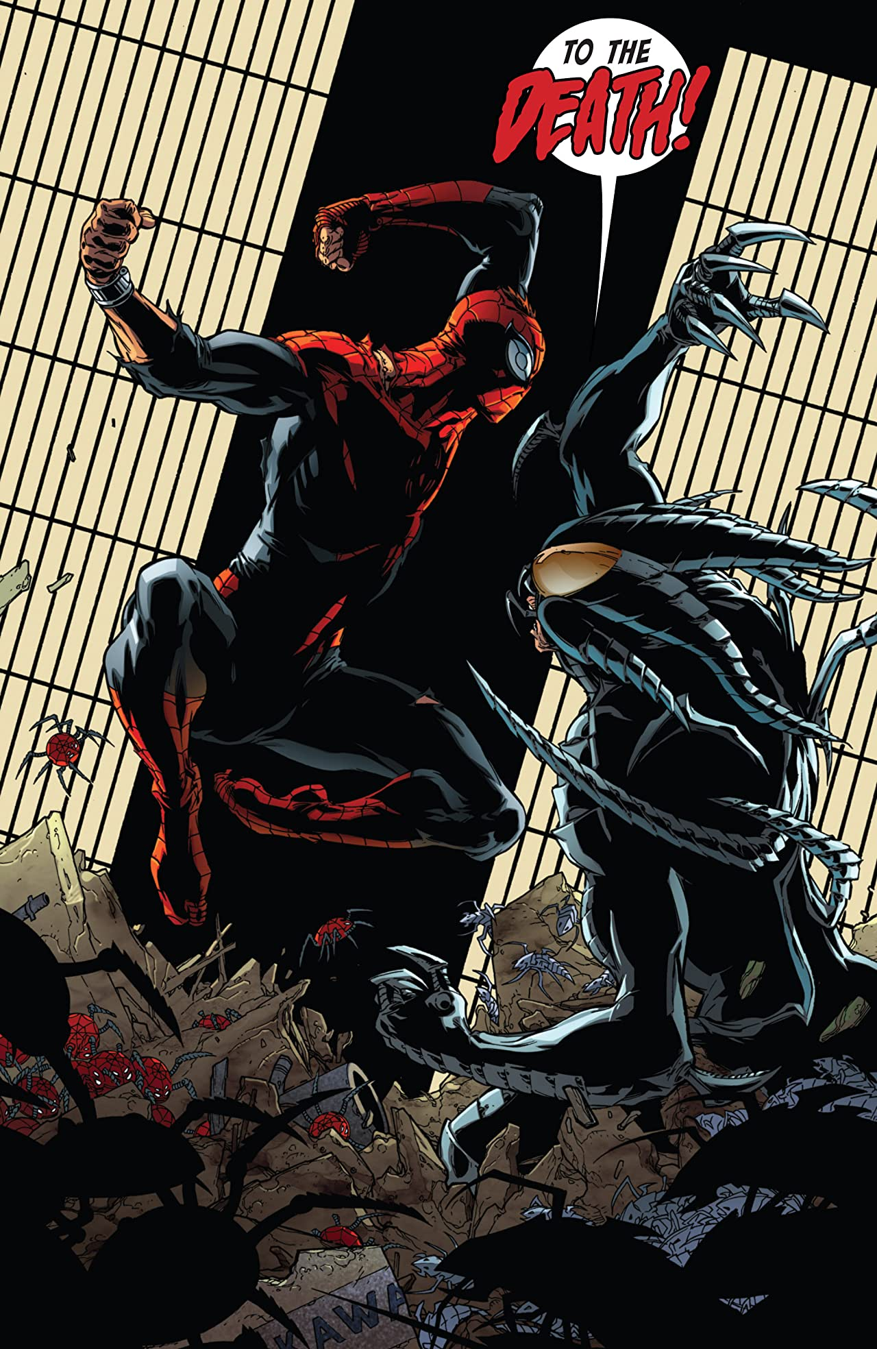 Join told superior spider man