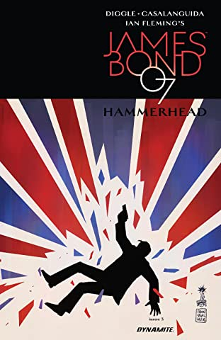 James Bond: Hammerhead (2016-2017) No.3 (sur 6)