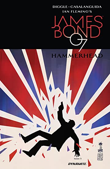 James Bond: Hammerhead (2016-2017) #3 (of 6)