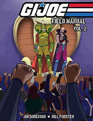 G.I. Joe Field Manual Tome 2