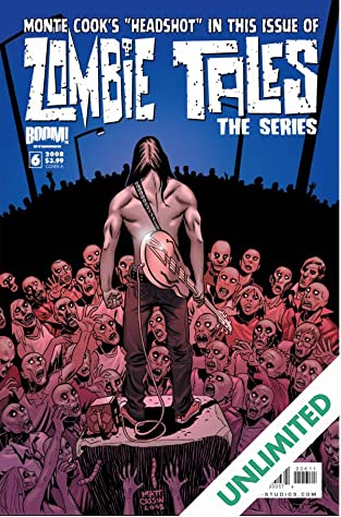 Zombie Tales: The Series #6 (of 12)