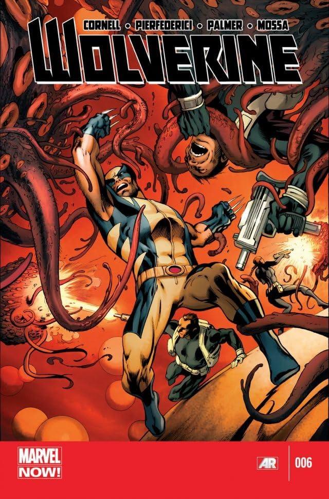Wolverine (2013-2014) #6