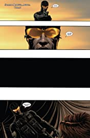 Squadron Supreme: Hyperion Vs. Nighthawk #3 (of 4)