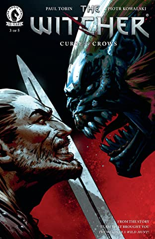 The Witcher: Curse of Crows No.3