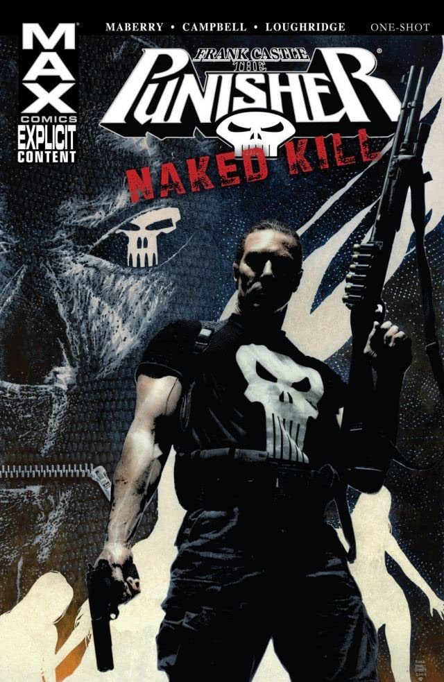 Punisher Max: Naked Kill