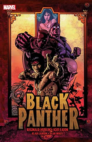 Black Panther: Bad Mutha