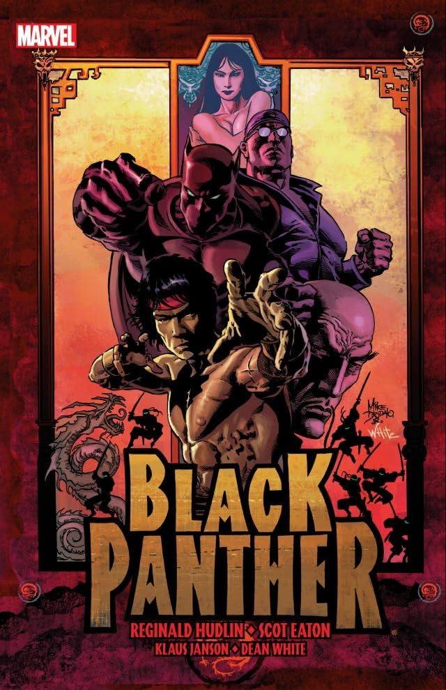 Black Panther: Bad Mutha