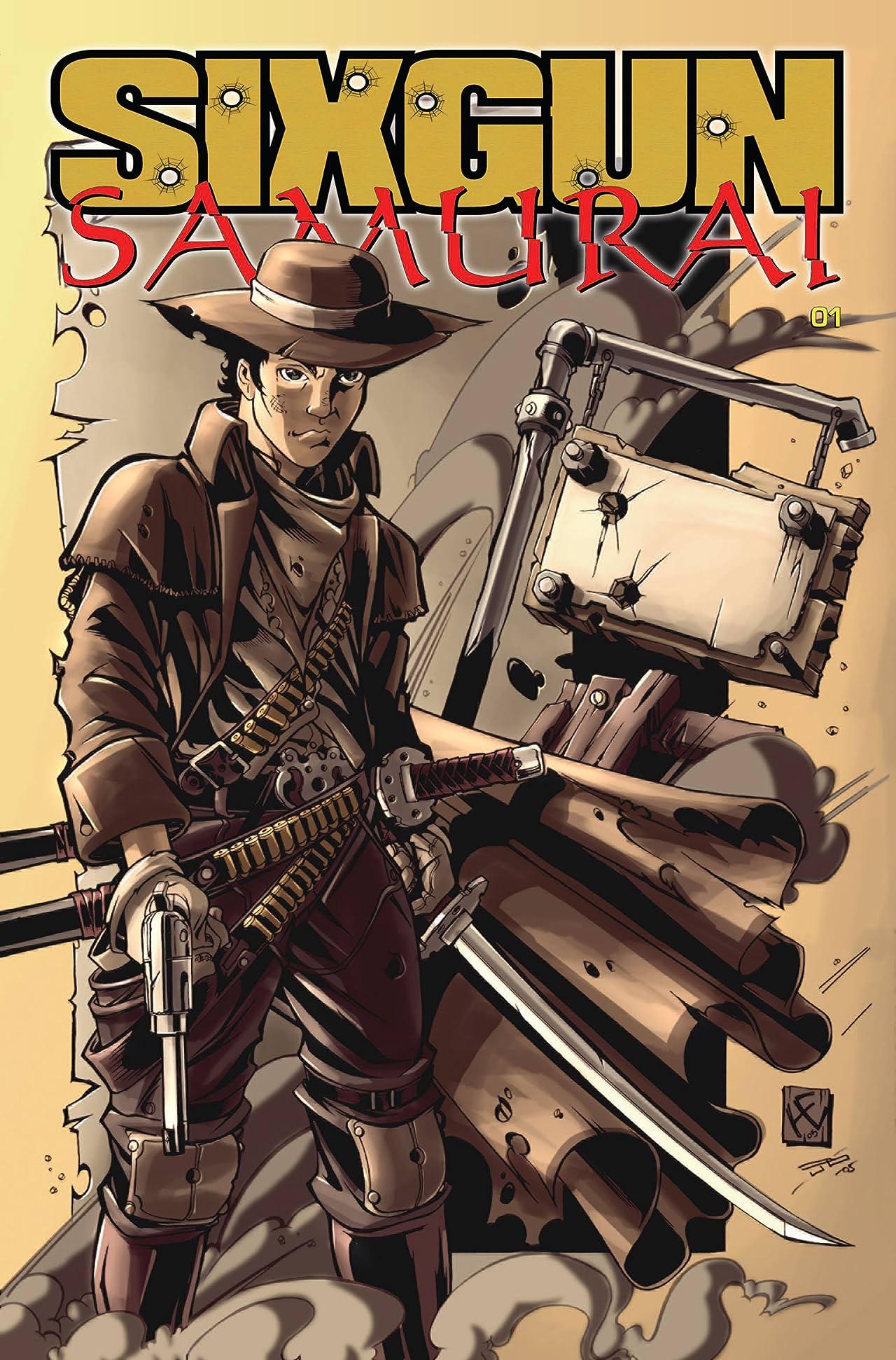 Sixgun Samurai #1