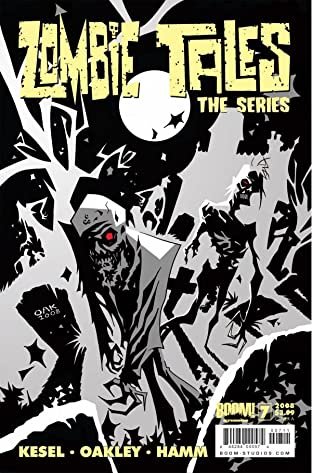 Zombie Tales: The Series #7 (of 12)
