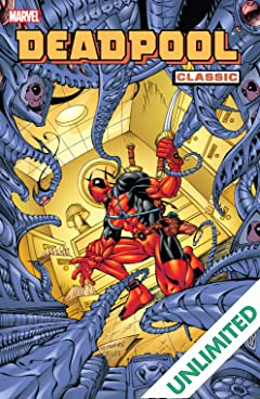 Deadpool Classic Vol. 4