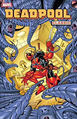 Deadpool Classic Tome 4