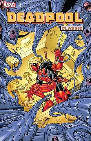 Deadpool Classic COMIC_VOLUME_ABBREVIATION 4