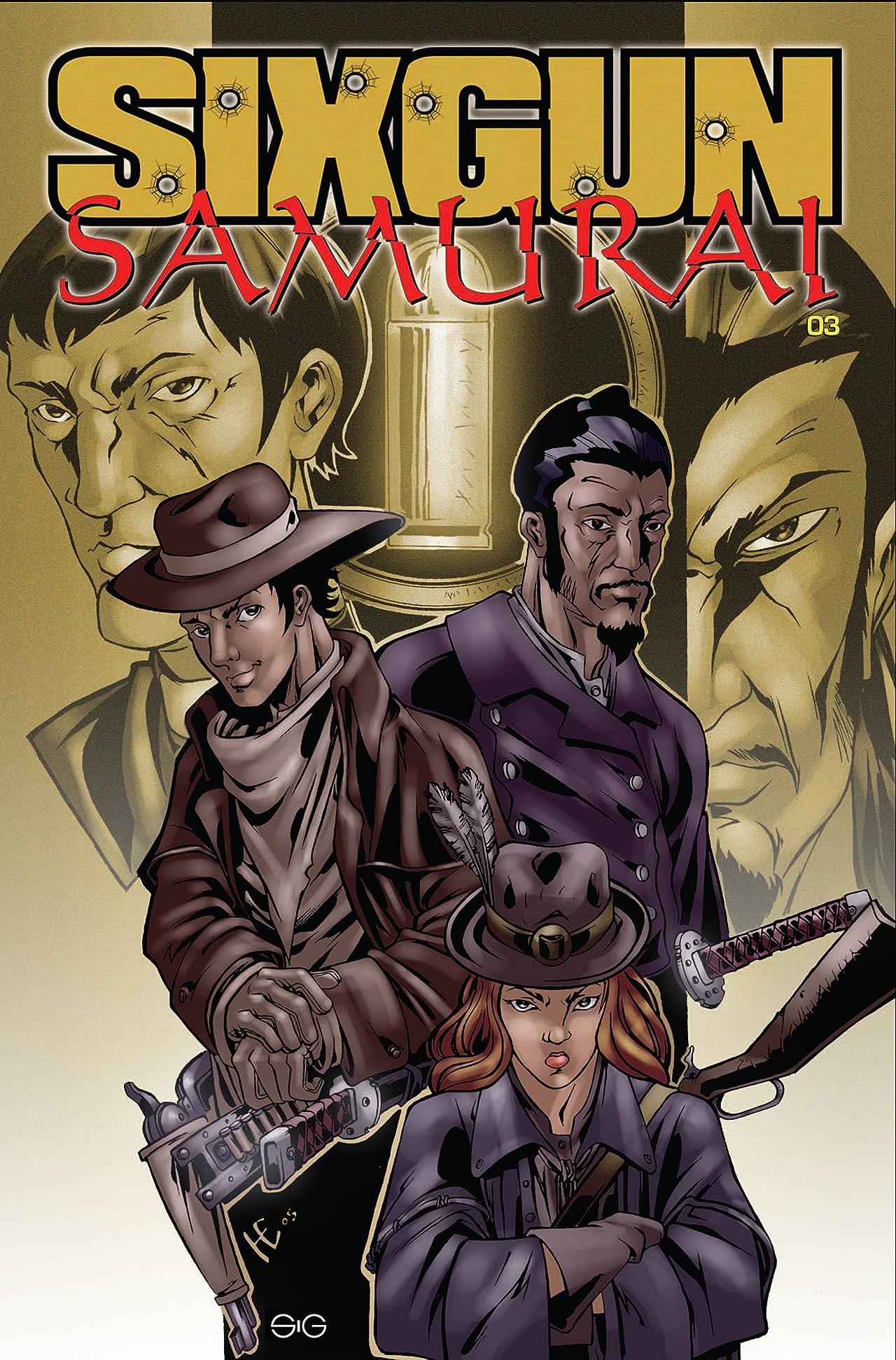 Sixgun Samurai #3