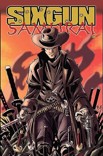 Sixgun Samurai #4