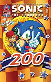 Sonic the Hedgehog #200