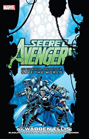 Secret Avengers: Run The Mission, Don't Get Seen, Save The World