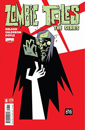 Zombie Tales: The Series #8 (of 12)