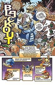 Sonic the Hedgehog #207