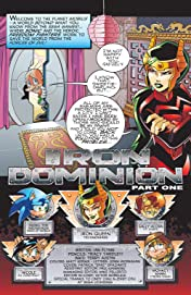 Sonic the Hedgehog #208