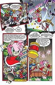 Sonic the Hedgehog #210