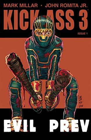 Kick-Ass 3 #1 (of 8)