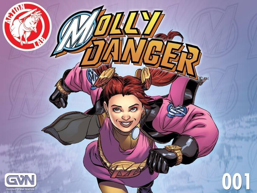 Molly Danger: Digital #1