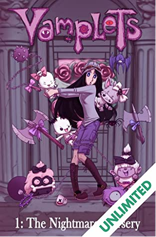 Vamplets: The Nightmare Nursery #1